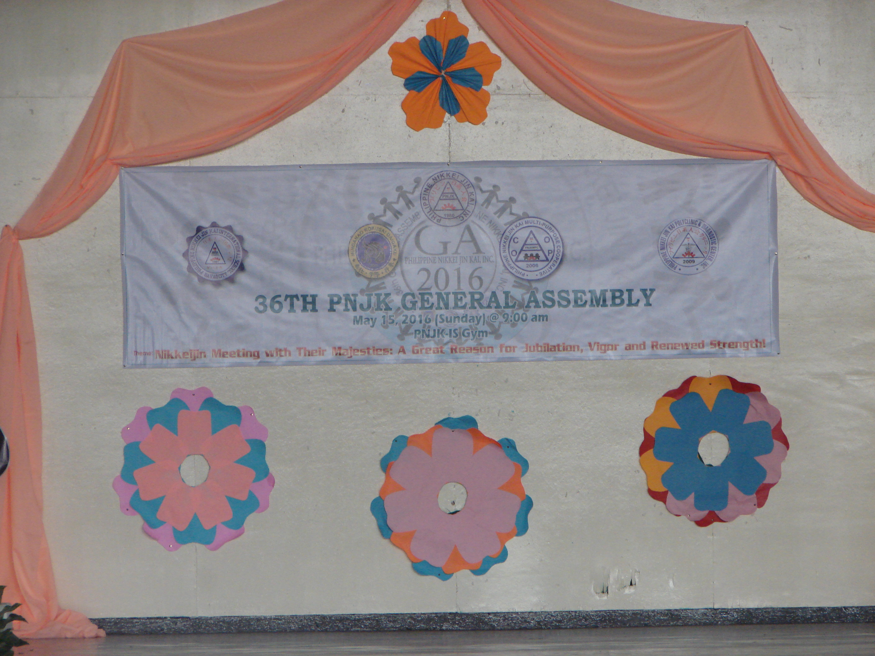 36th PNJK General Assembly